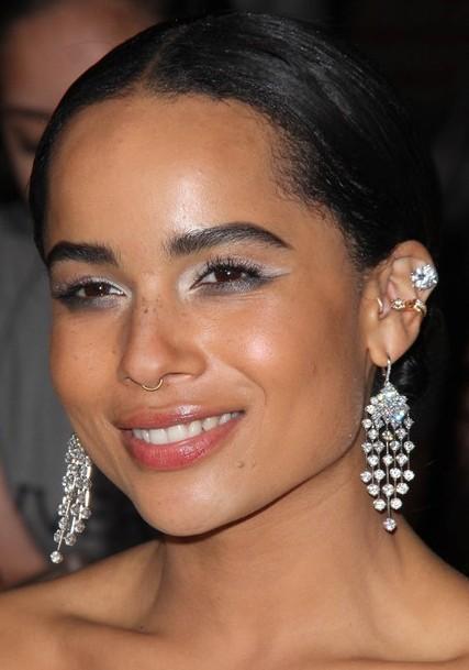 Zoe Kravitz Piercings: Unique Ear Piercings You Need