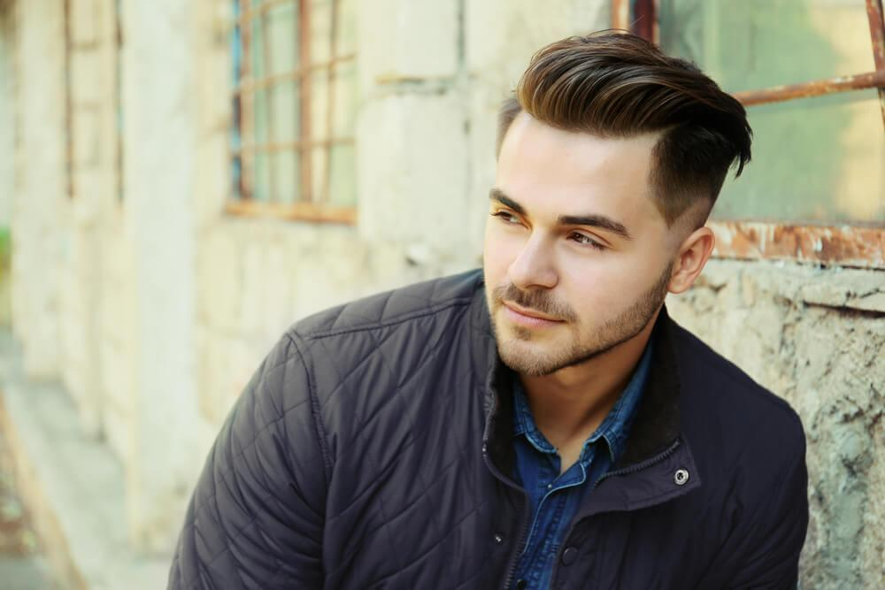 texture on top hairstyle