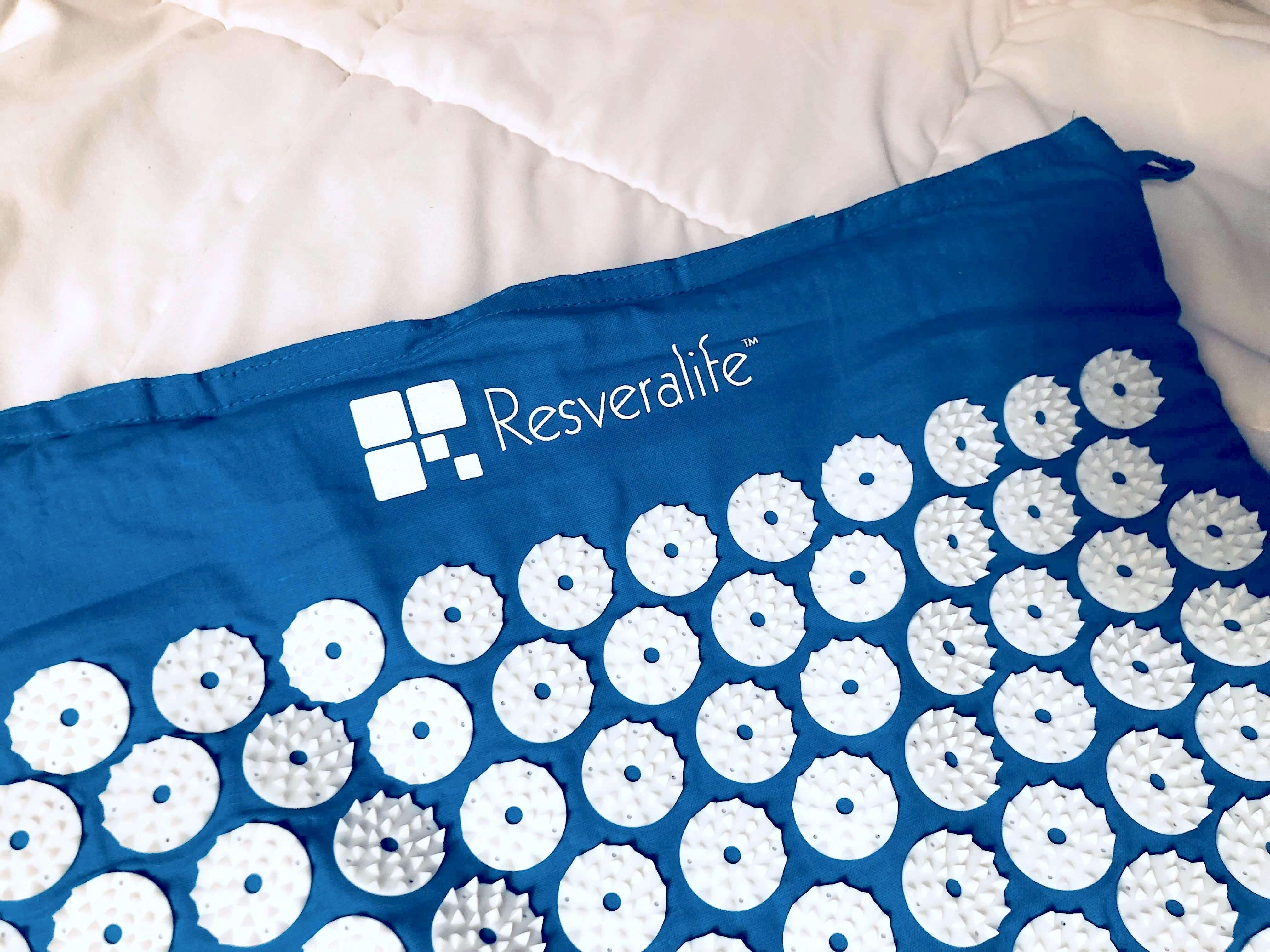 Resveralife Acupuncture Mat product review