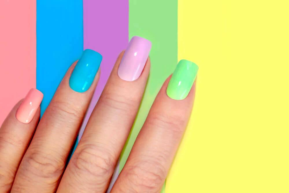 12 Basic Nail Designs For Every Occasion Creative Fashion