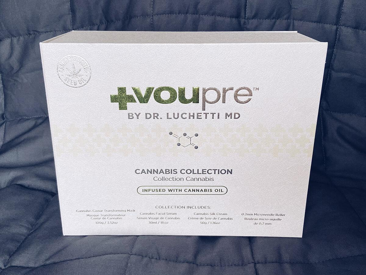Vou Pre Cannabis Collection box