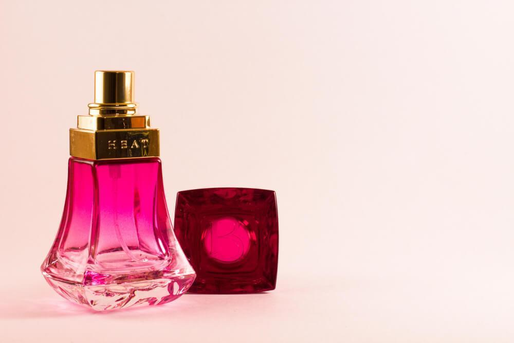 Heat perfume